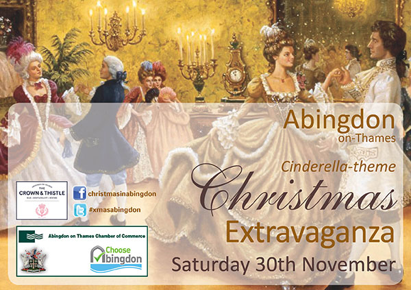 Abingdon Chamber of Commerce: Christmas Extravaganza 2013